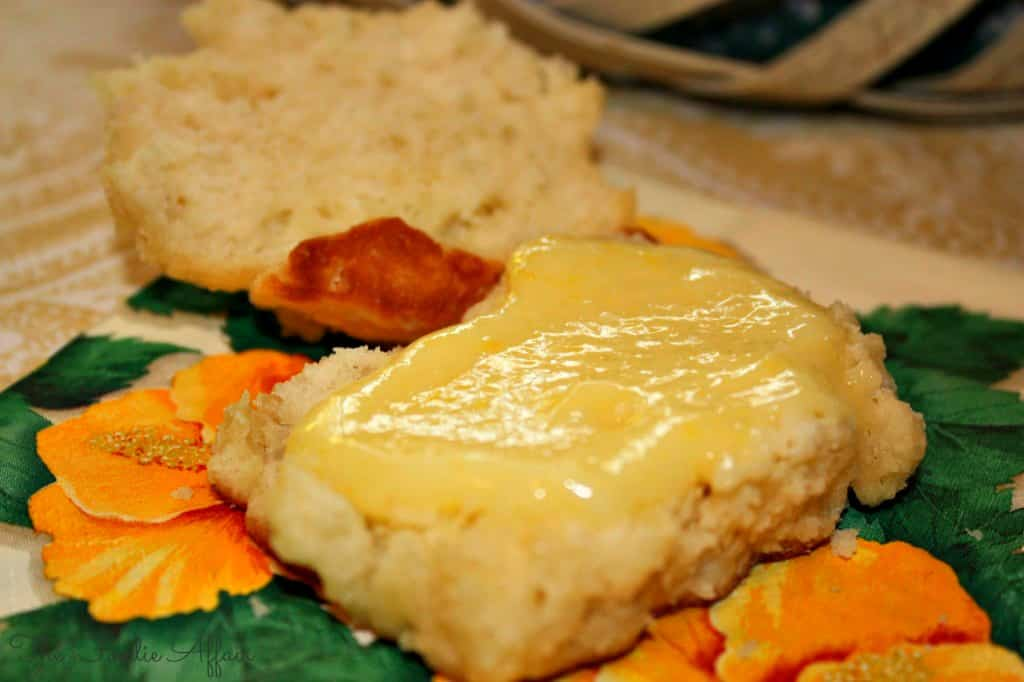 Lemon Curd & Buttermilk Biscuits - The Foodie Affair