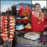 Hawaiian Themed Graduation Celebration