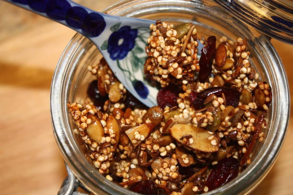 quinoa-pumpkin-seed-granola