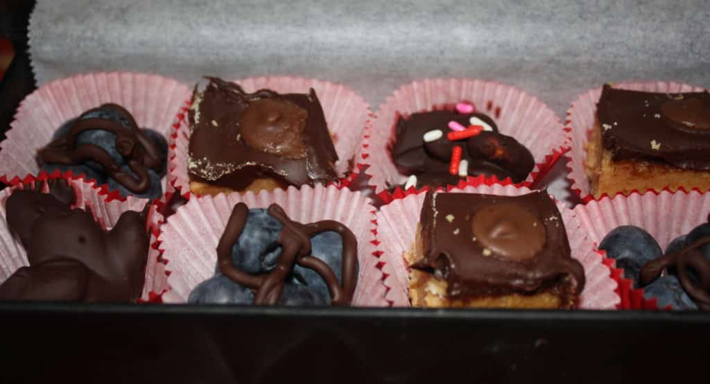 boxed candy, gift, homemade, valentine's day, easy recipes