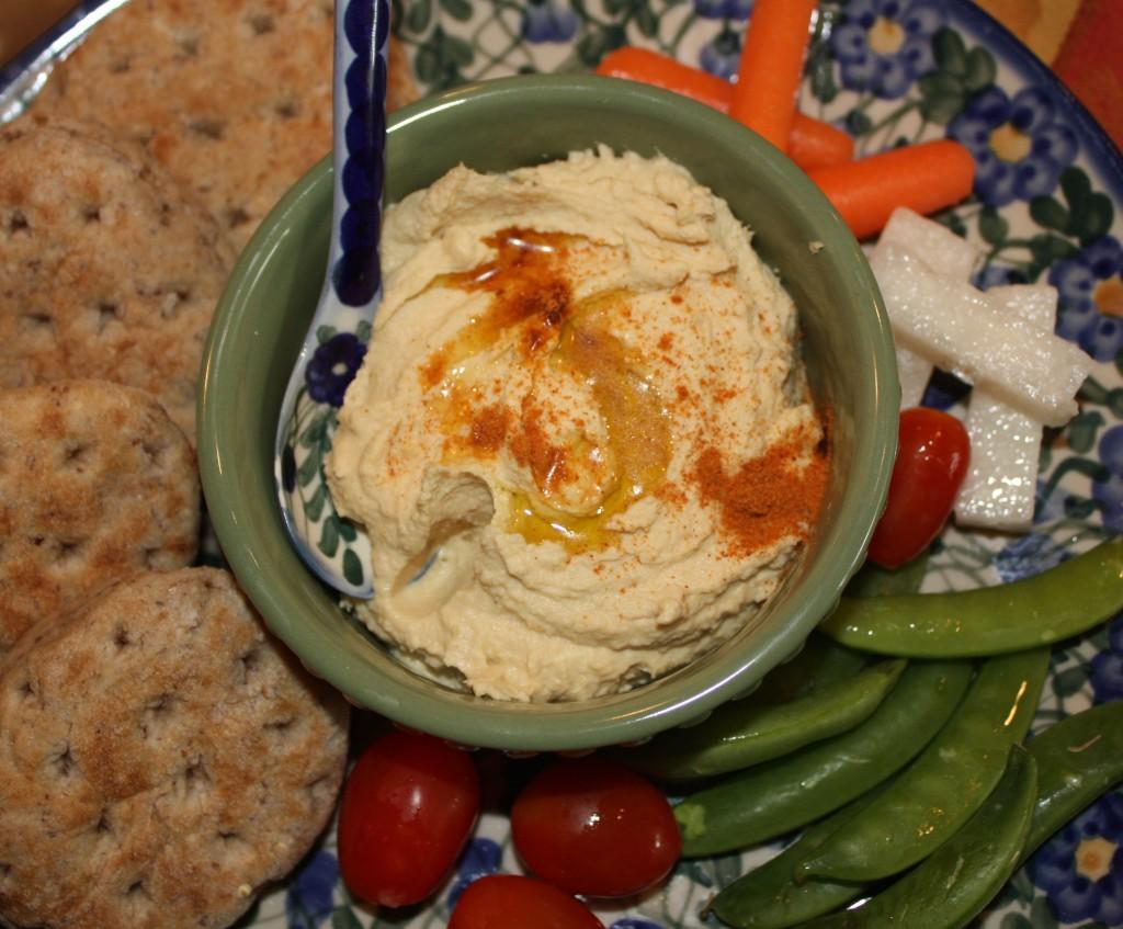 hummus basic recipe
