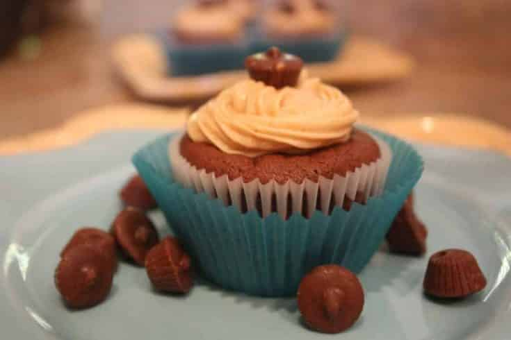 chocolate-cupcakes-makes-12-peanut-butter-frosting