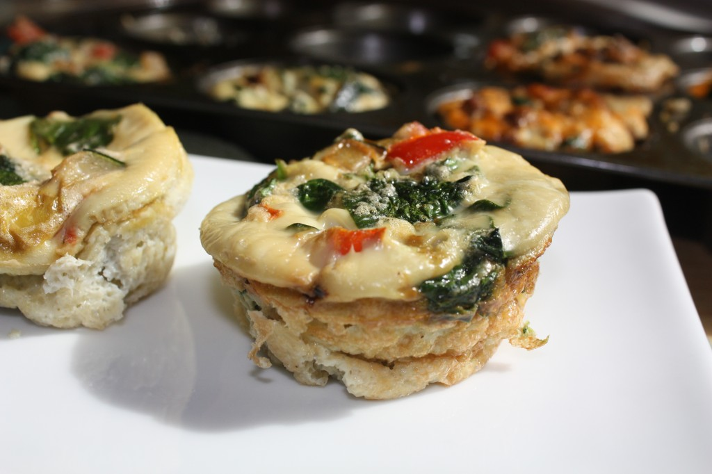 Quick-egg-muffin-cups-vegetarian-gluten-free