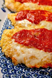 The Best Parmesan Chicken recipe with tips from the pros at Cooks Illustrated! #chicken #Italan   www.thefoodieaffair.com