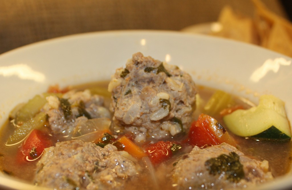 Mexican-meatball-soup-Albondigas-easy-recipe