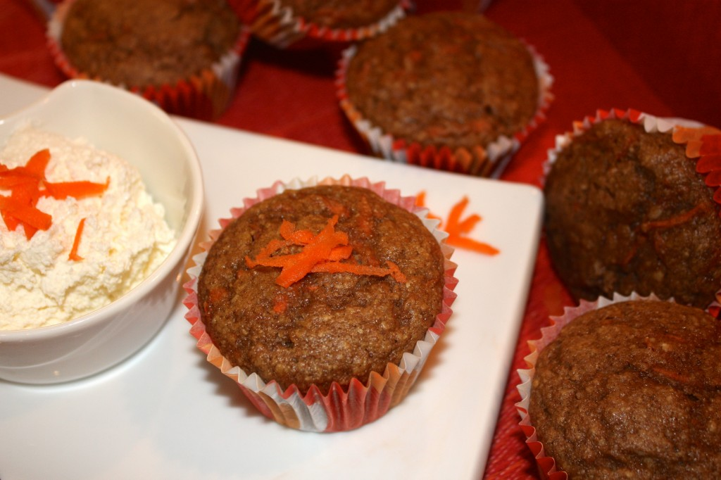 carrot-cake-muffins-wheat-oat-bran-brunch-breakfast-snack