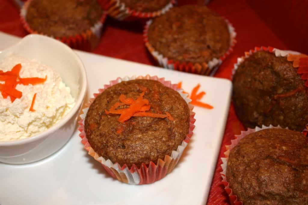 carrot-cake-muffins-wheat-oat-bran-brunch-breakfast-snack