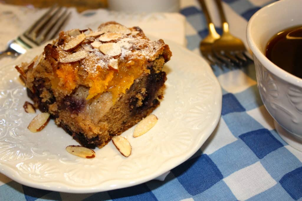 summer-fruit-dessert-cake-peach-blueberries-buckle-cake-old-fashioned ...