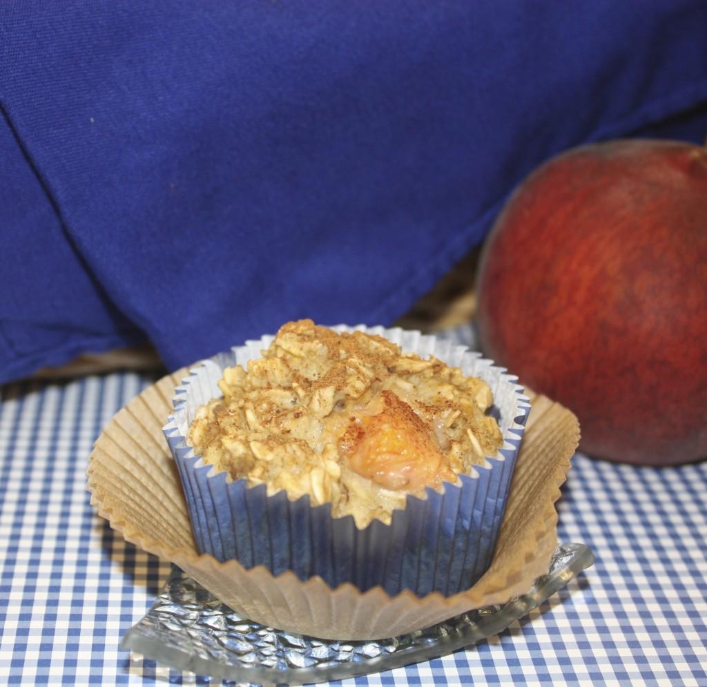 peach-oatmeal-cups-gluten-free-banana-muffins-breakfast-snack