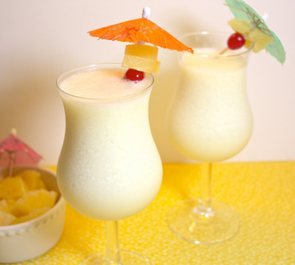 Pina Colada - The Foodie Affair