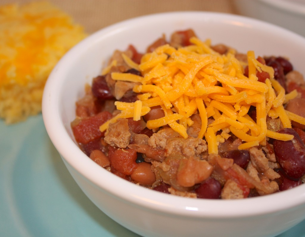 Super Good Chili with Beer - The Foodie Affair