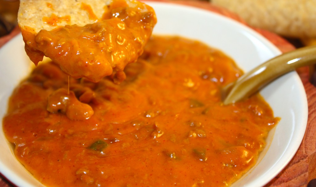 Soy Chorizo and Beer Dip - The Foodie Affair