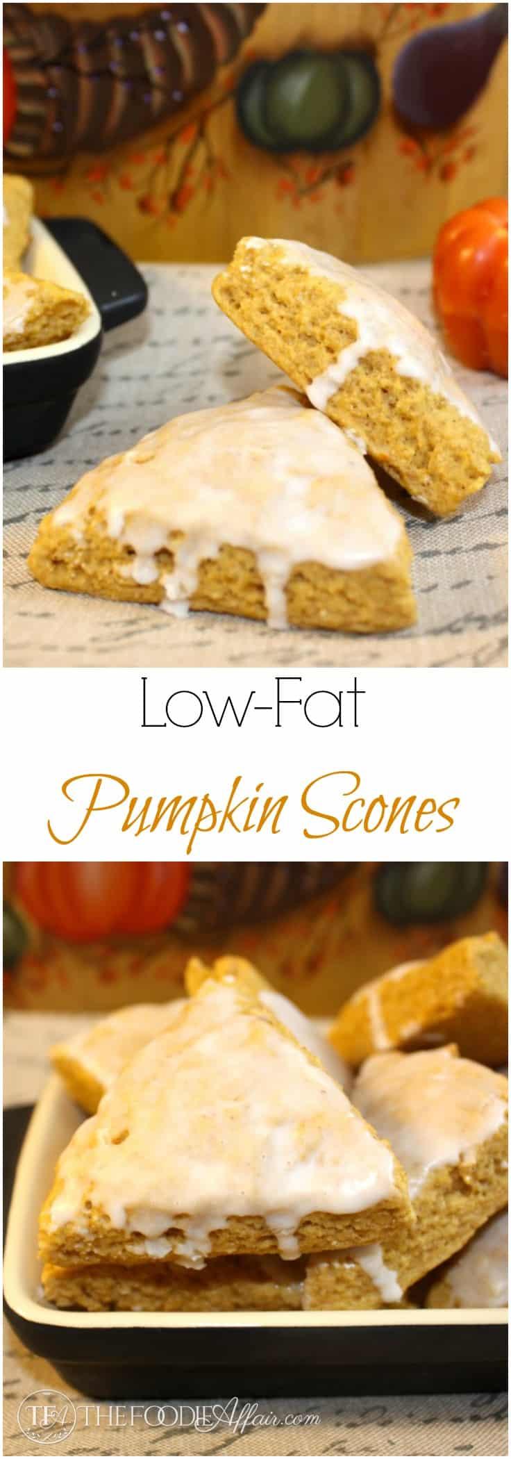 Low Fat Pumpkin Scones 116