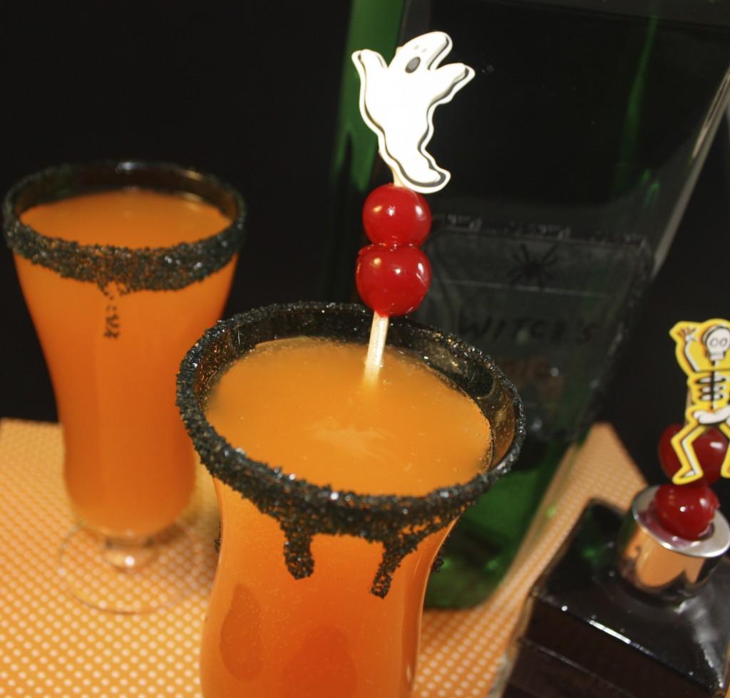 Halloween Drinks Non Alcoholic: Hocus Pocus Halloween Cocktail