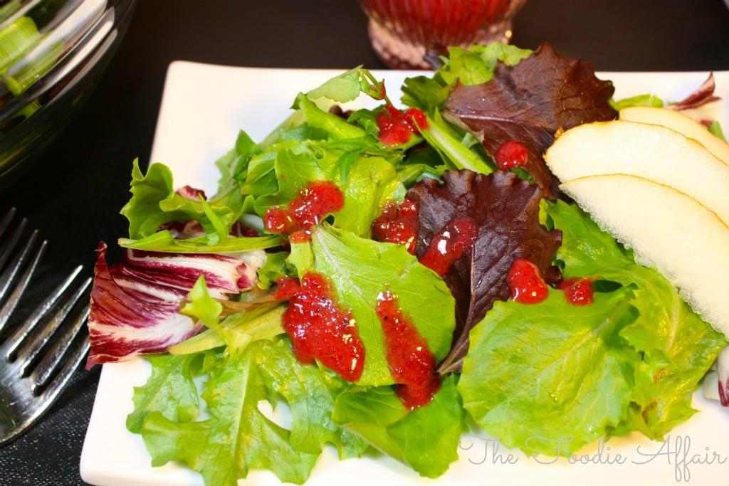 Cranberry Vinaigrette Dressing
