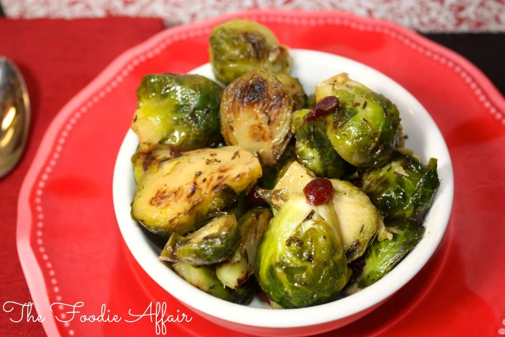 how to cook steamed brussel sprouts