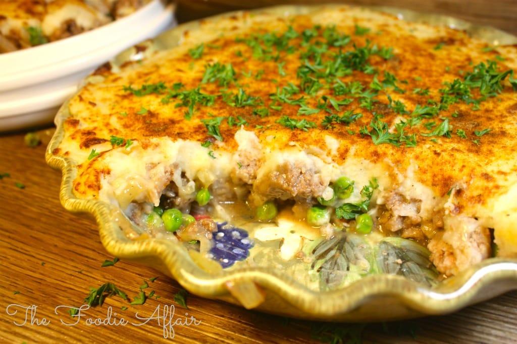 Shepherd's Pie - The Foodie Affair