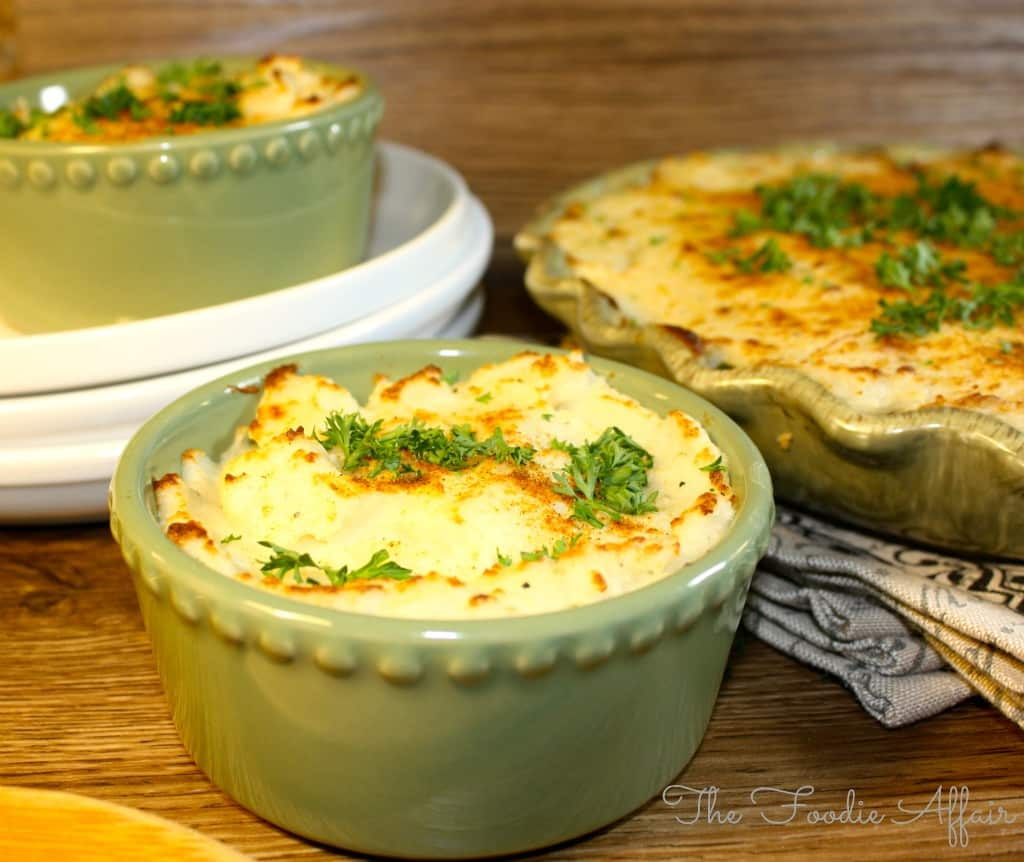 Shepherd's Pie - The Foodie Affair