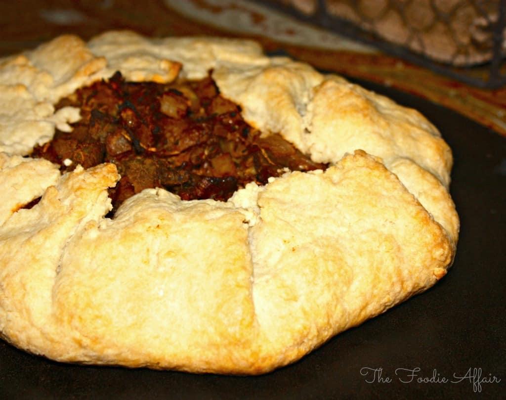 Beef Pie - The Foodie Affair