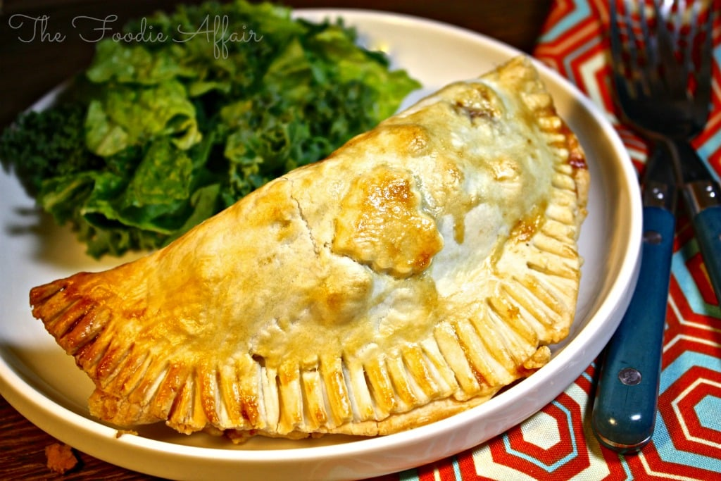 Beef and Potato Hand Pies - The Foodie Affair