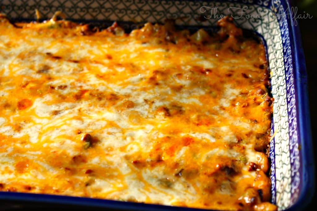 Breakfast Casserole - The Foodie Affair
