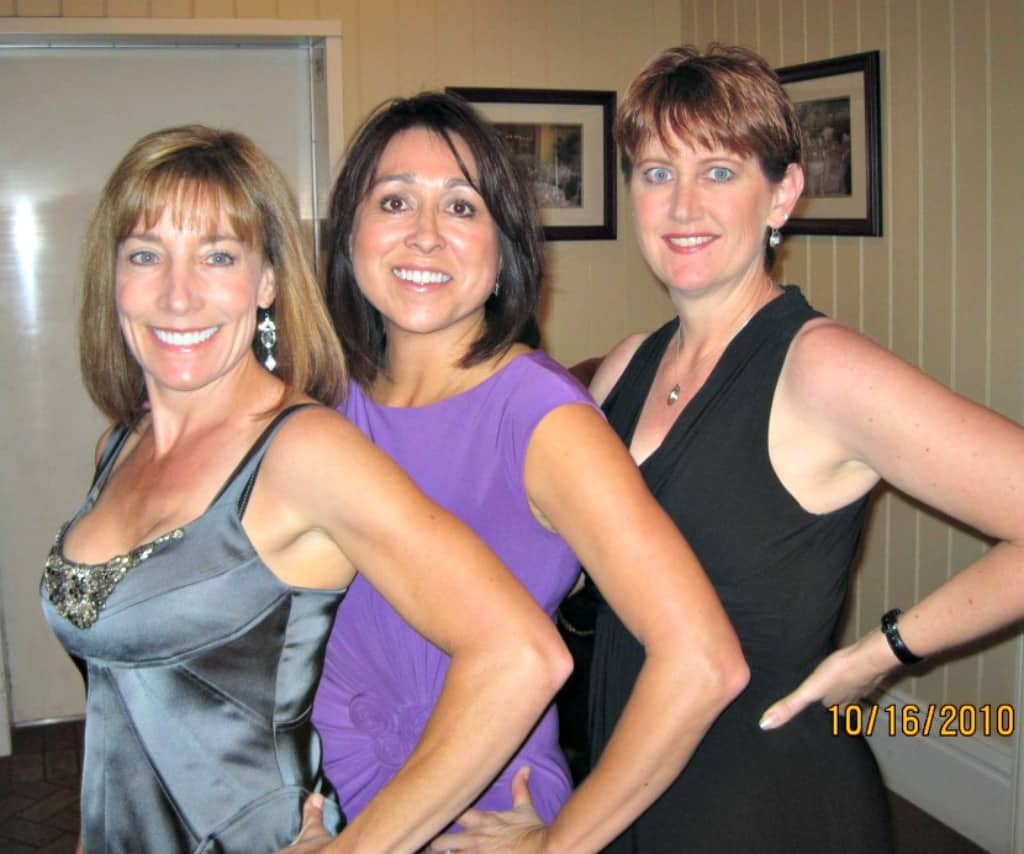 The Three Amigas - The Foodie Affair