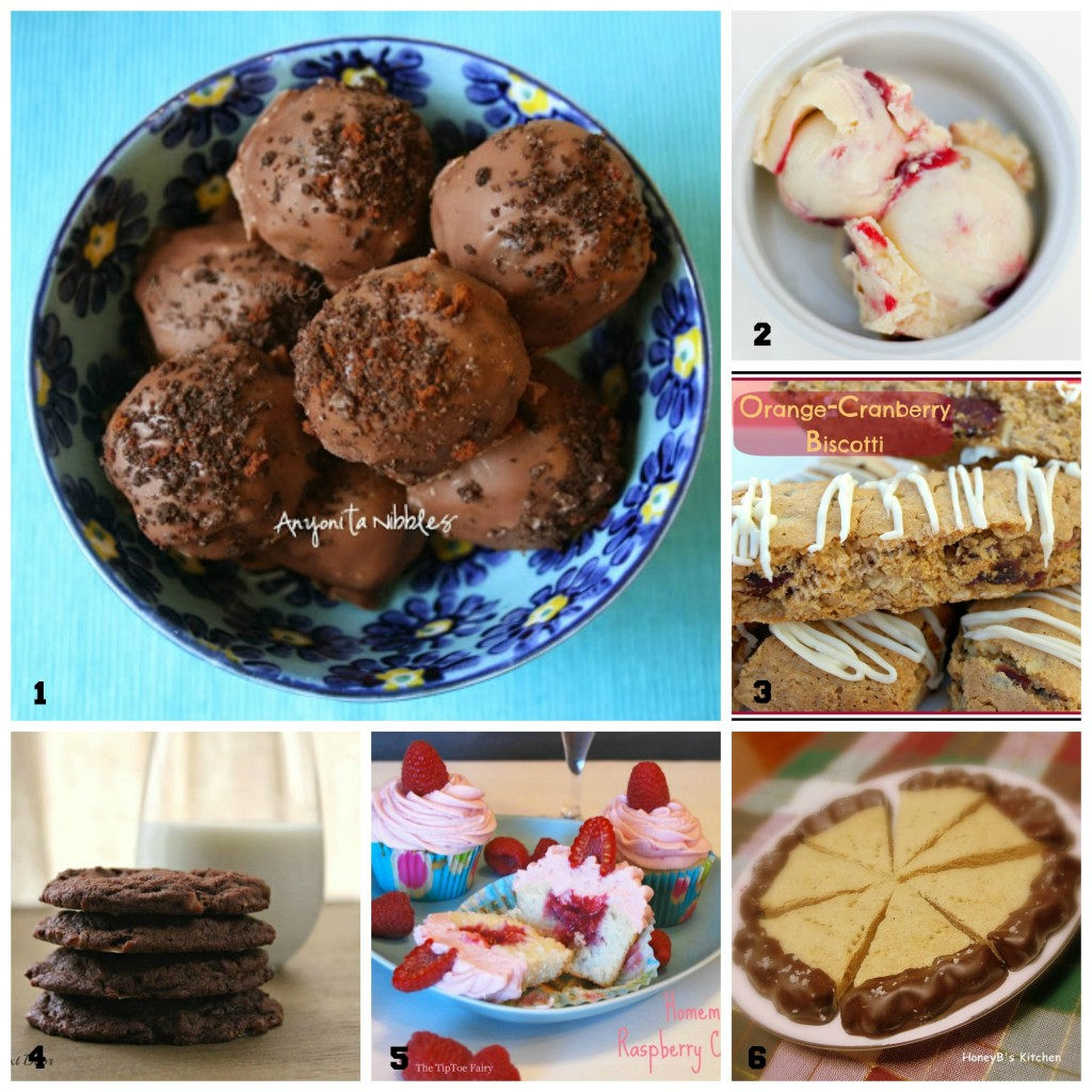 Fabulous Food Recipes - Sweet April