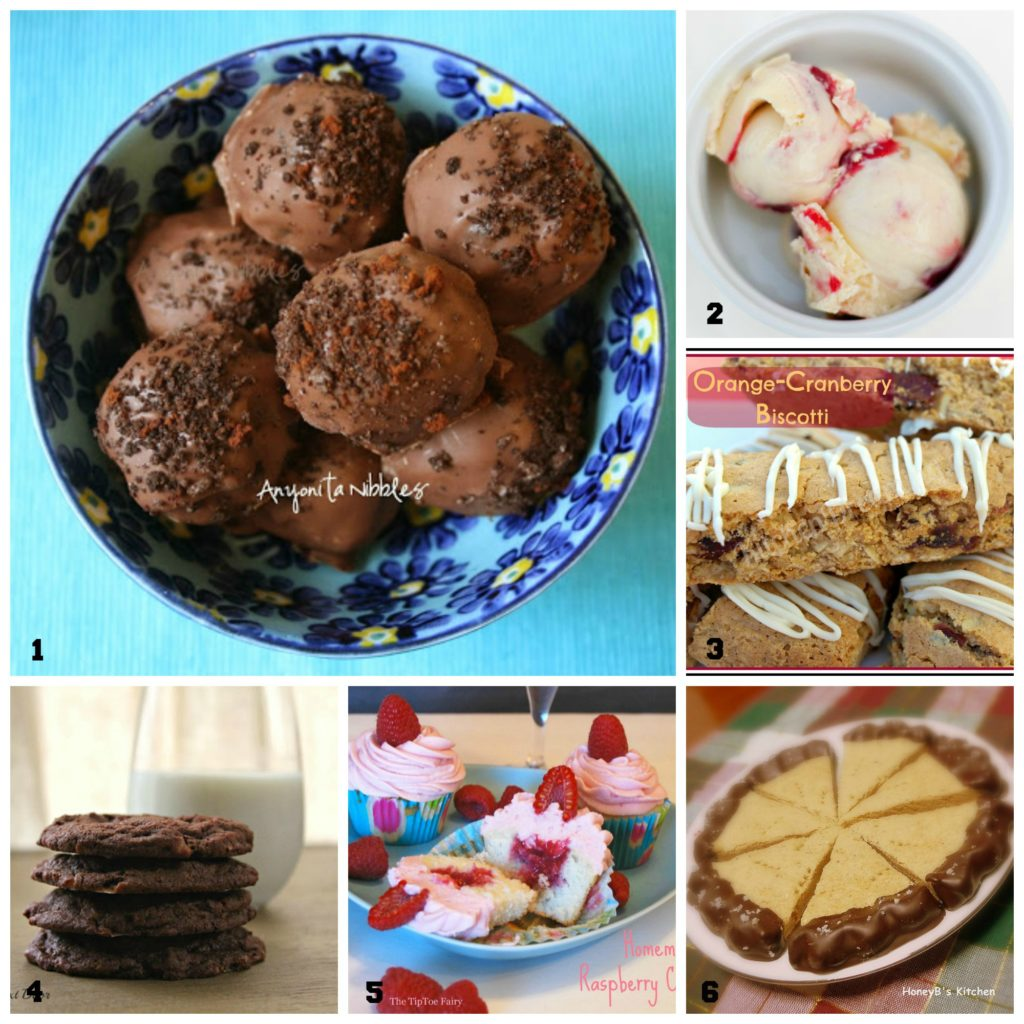 Fabulous April Sweet Food Finds