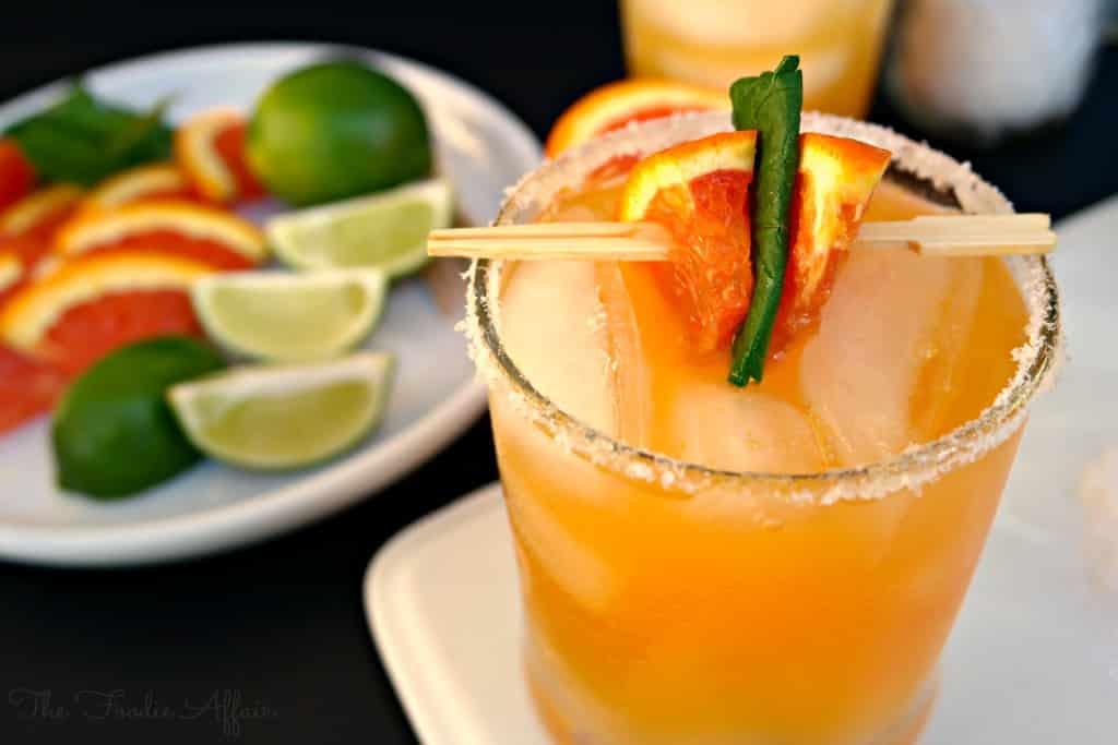 Cara Cara Margarita