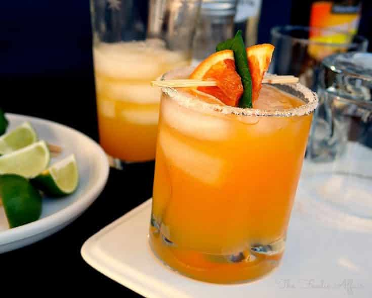 Cara Cara Margarita - The Foodie Affair