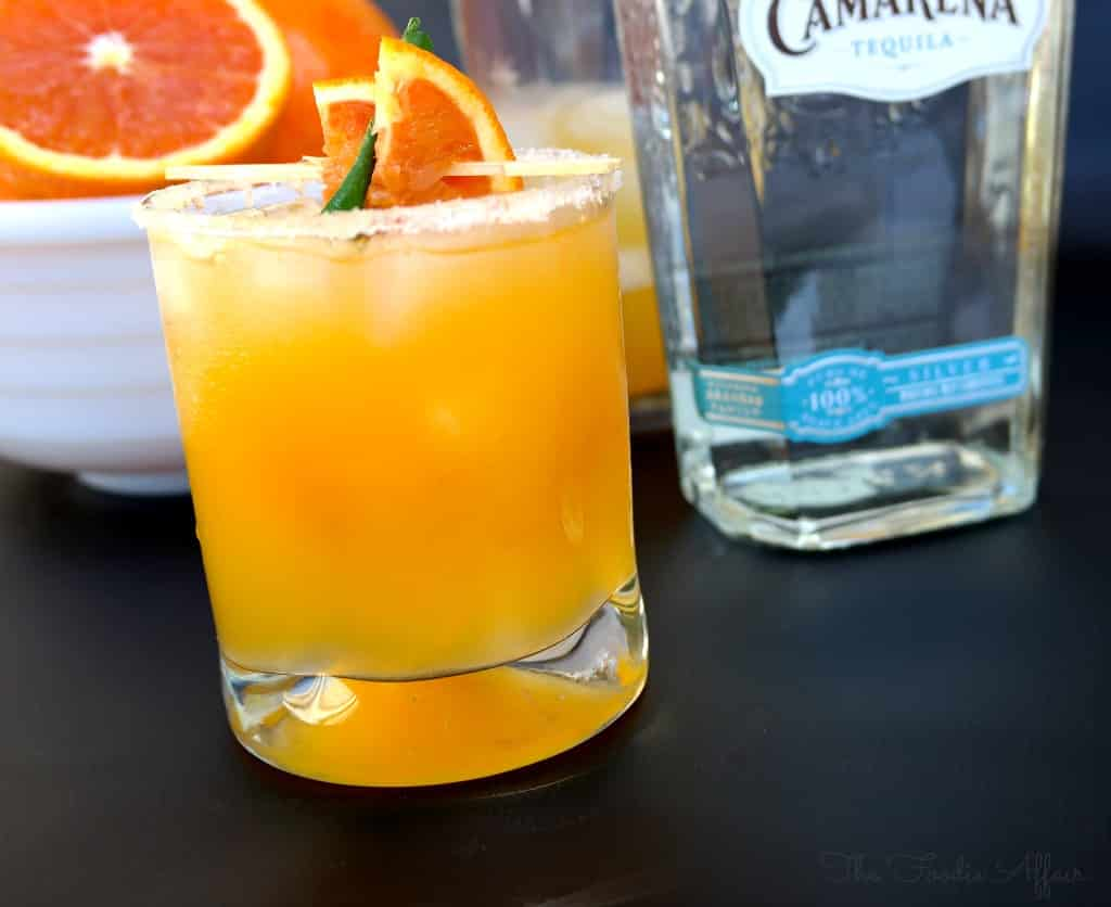 Cara Cara Margarita- The Foodie Affair