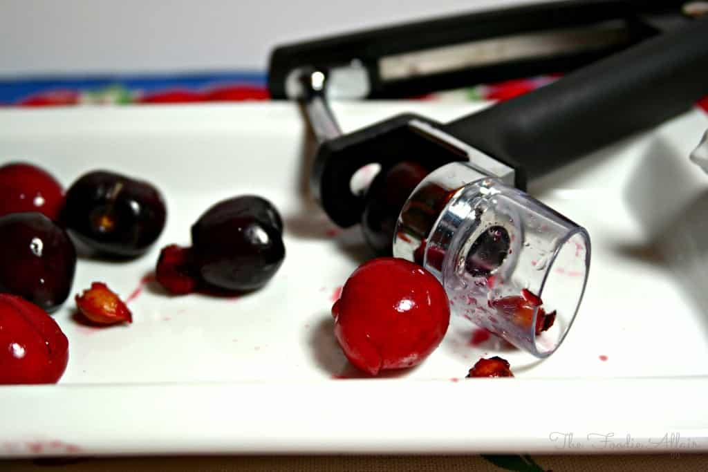 Individual Brownie Cherry Trifle - The Foodie Affair