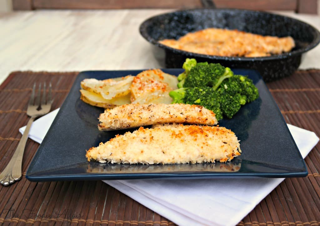 Baked Chicken Tenders - The Foodie Affair