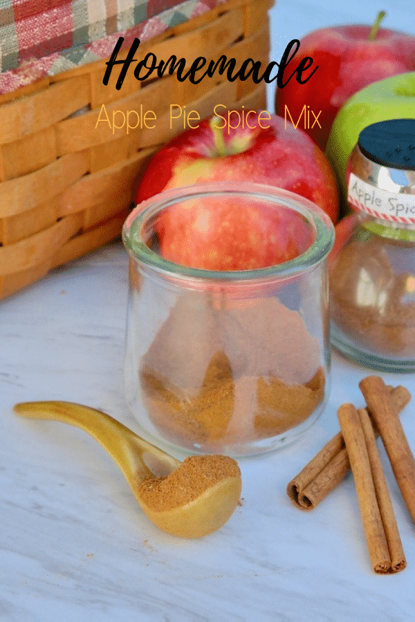 imple and economical Apple Pie Spice Mix for all your favorite fall baking recipes! Add a dash to you beverages too for added boost of flavor! #fall #bake #DIY #homemade #applepie | www.thefoodieaffair.com