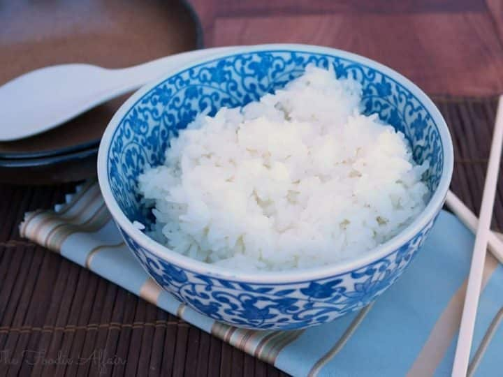 Learn How To Make Sticky Rice In A Microwave Oven The Foodie Affair