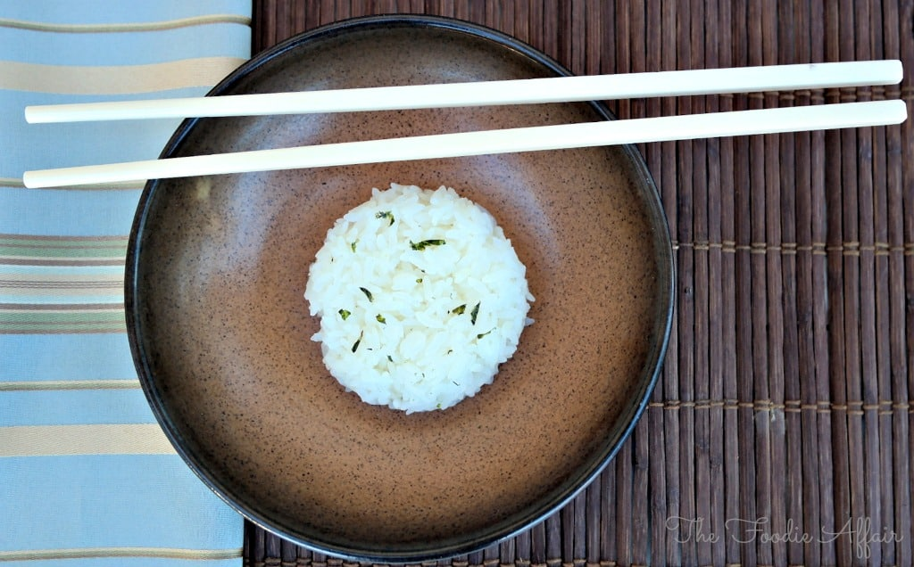 How to make Sticky Rice - The Foodie Affair