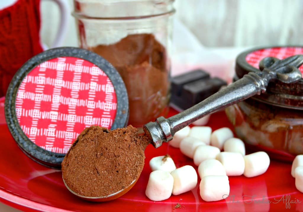 A Tablespoon of Hot Cocoa Mix Recipe With Marshmallows