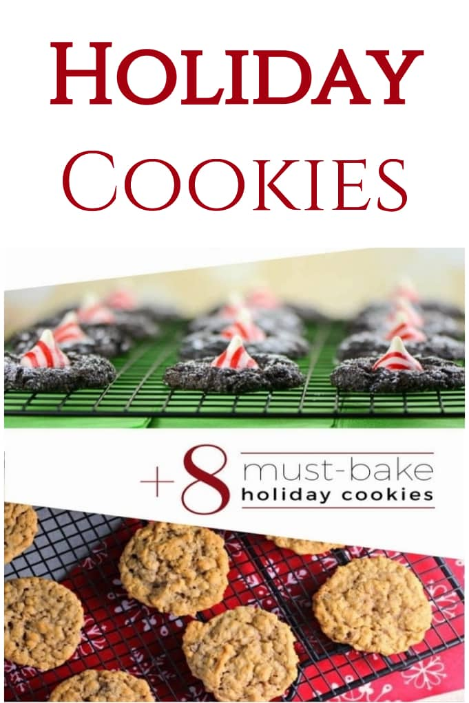 8 must bake holiday cookies