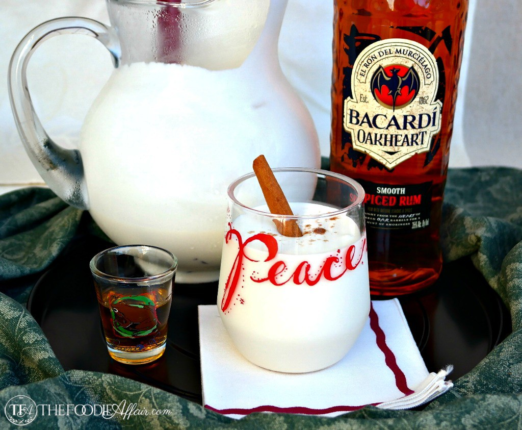Coquito Cocktail - Puerto Rican Coconut Beverage - The Foodie Affair