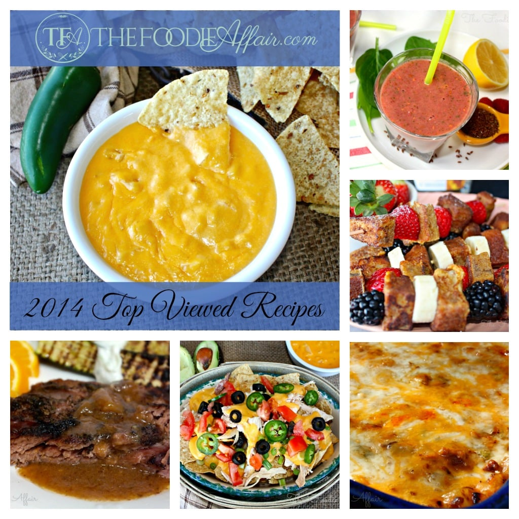 2014 Top Viewed Recipes and Ideal Protein Program - The Foodie Affair