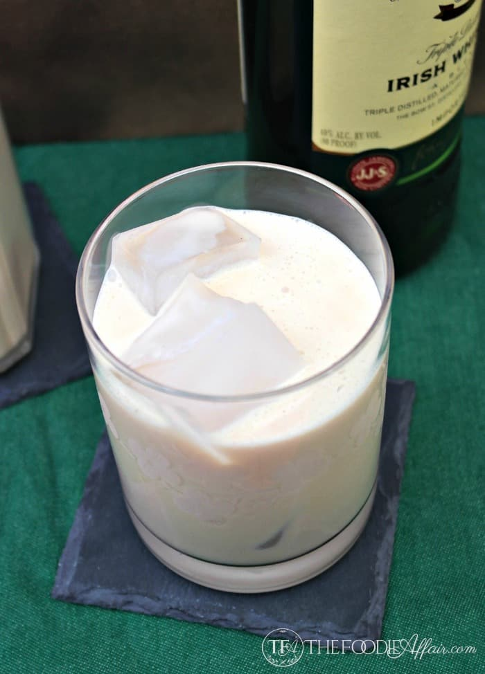 Homemade Irish Cream - The Foodie Affair