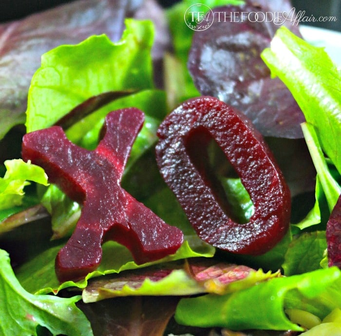 Roasted Beet Salad with Goat Cheese by The Foodie Affair | Epicurious ...