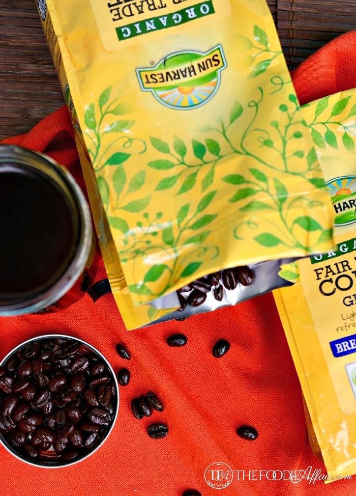 Dulce de Leche Coffee Frappe - The Foodie Affair