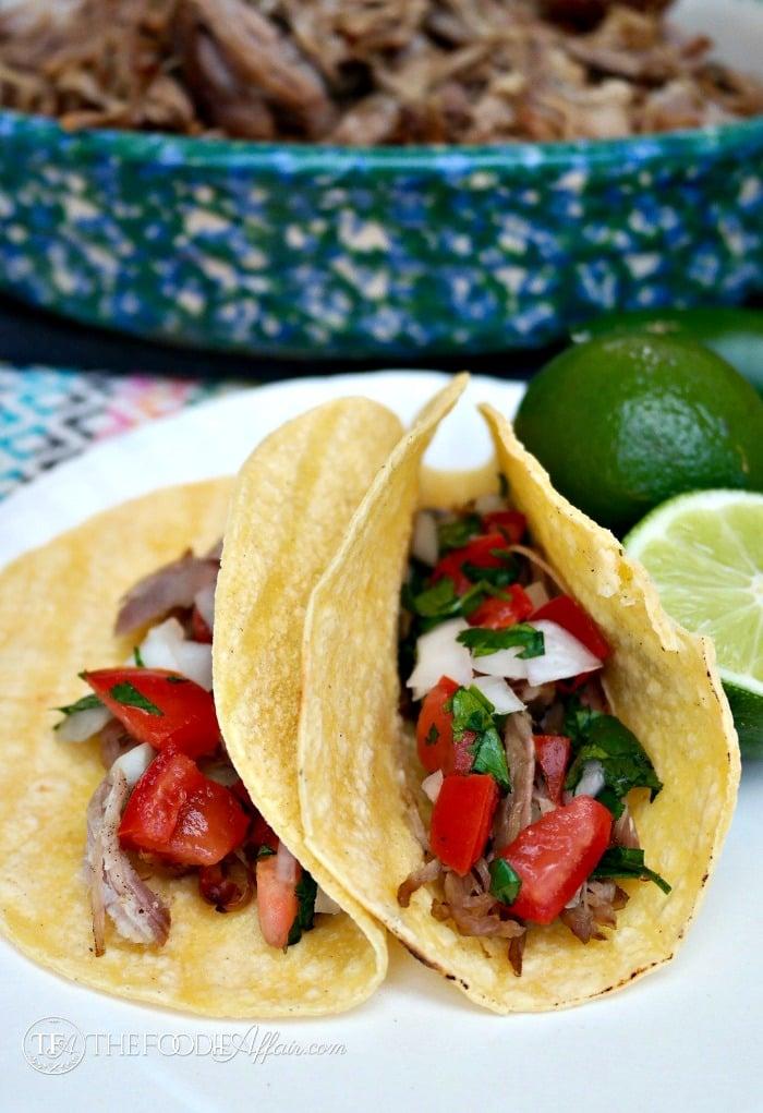 Slow Cooker Pork Carnitas for your Mexican Fiesta!