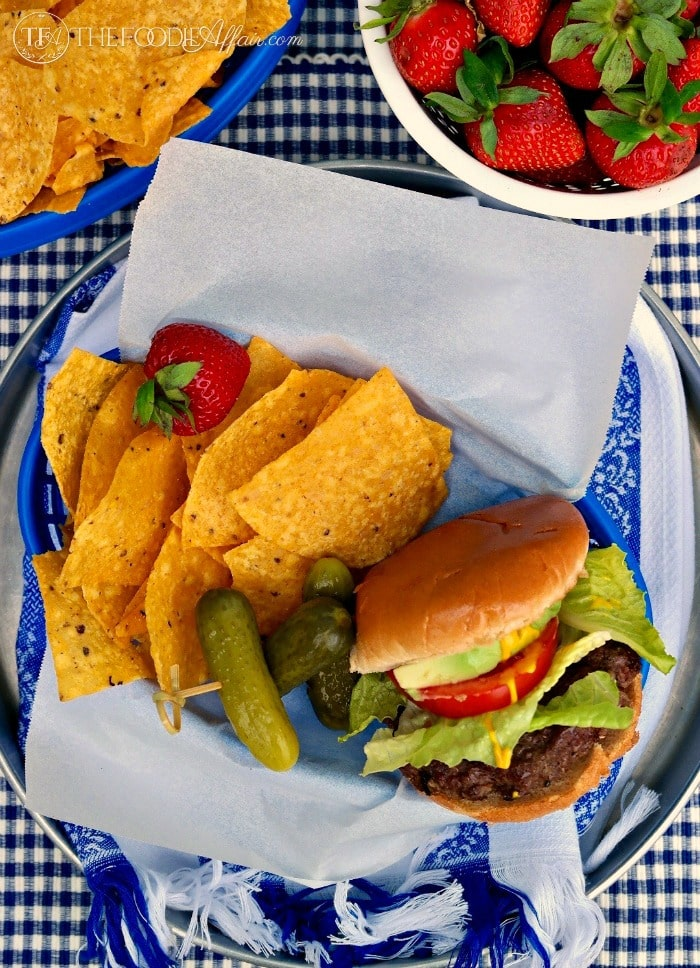 Classic Grilled Hamburger Recipe - The Foodie Affair