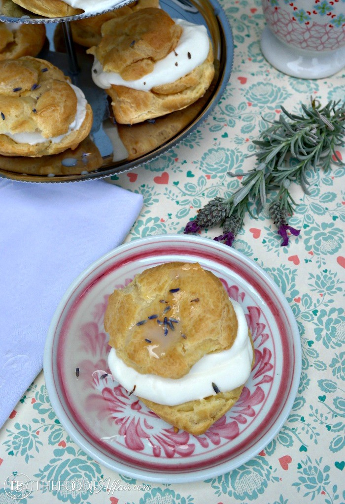 Lavender-Cream-Puffs