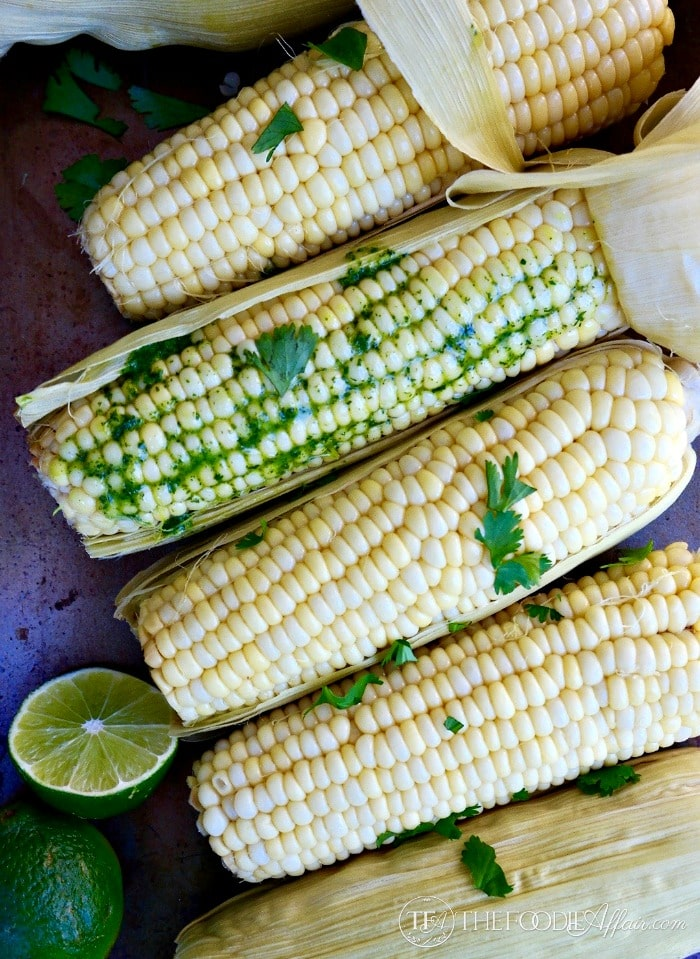 Tender and tasty Corn on the Cob cooked in the slow cooker. The Foodie ...