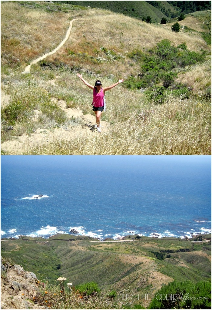 Keep hydrated while hiking Big Sur with Smartwater - The Foodie Affair