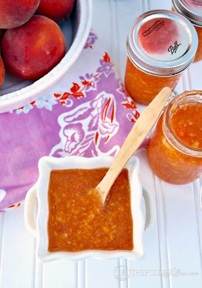 peach butter peach shortbread peach blueberry pie orange peach jam ...