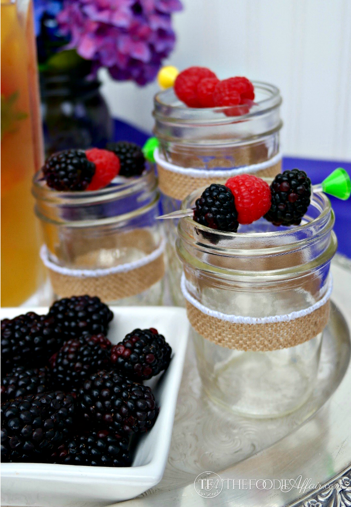 Sparkling Sangria is refreshing cocktail made with white wine, fruit juice, fresh fruits and then topped with sparkling wine like Cava. This festive drink is perfect for any celebration! The Foodie Affair